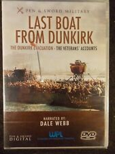 Last Boat From Dunkirk (DVD, 2013) The Dunkirk Evacuation BRAND NEW!