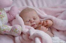 Reborn 16 inch Vinyl Doll KIT Baby KAELIN  Denise Pratt Supplies 5558