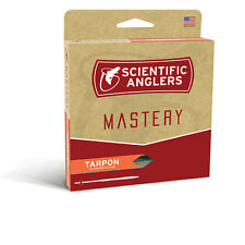SCIENTIFIC ANGLERS MASTERY TARPON WF-10-F FLY LINE IN SAND/SURF COLOR #10WT