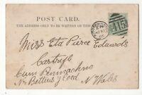 Kidderminster 10 Apr 1905 Duplex 415 Postmark 133c