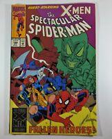 Spectacular Spider-Man 1993  #199 . Marvel comics [*pc] Fallen Heroes!