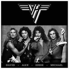 """Van Halen * 24"""" LARGE POSTER * Eddie David Lee Roth - AMAZING EARLY PIC"""