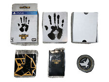 inFAMOUS: Second Son Collector's Edition - PlayStation 4 INCOMPLETE- READ DESC.