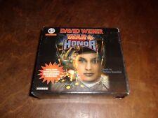 War of Honor Bk. 10 by David Weber (2002, CD Abridged) Honor Harrington series