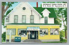 Eastman's Cheese House—Esperance NY Vintage Roadside Store—Deli Coca Pepsi Cola
