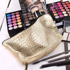 Travel Cosmetic Case Toiletry Makeup Clutch Handbag Organizer Storage Pouch Bag
