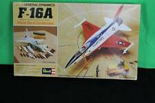 Vintage Revell 1:72 Scale General Dynamics F-16A Model Plane Kit Antique Set