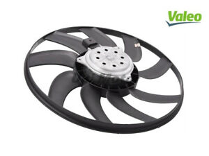 for Audi Q5 A4 Quattro 8K0959455T OEM Valeo Cooling Radiator Fan Left 382 mm