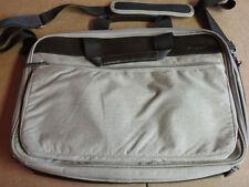 New Timberland Luggage Lifestyle Slim Laptop Brief Tan