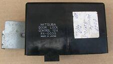 Steuergerät für ZV, Honda Accord CA5, Mitsuba RK0035, Bj.88, 12V