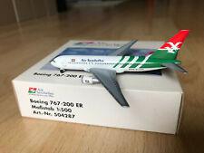 Herpa Wings: Air Seychelles - Boeing 767-200ER (504287) - 1:500 - TOP/RAR!!!