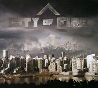 City Of Fire - City of Fire (Groove Metal ex-Fear Factory / Strapping Young Lad)
