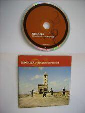 NEGRITA - ROTOLANDO VERSO SUD - CD SINGLE PROMO CARDSLEEVE 2005 - EXCELLENT