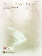 River Flows in You Sheet Music Piano Solo Yiruma NEW 000354210