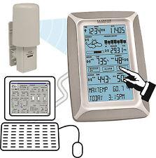 WS-3510U-AL La Crosse Technology Weather Pro Touch Screen Weather Station TX18U