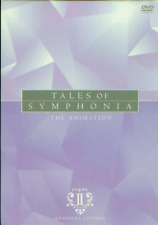 Tales of Symphonia the Animation DVD OVA Exsphere Edition II 2 Frontier Works