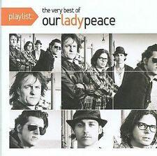 Playlist: The Very Best of Our Lady Peace [Digipak] by Our Lady Peace (CD) NEW