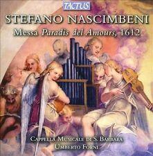 Messa Paradis Del Amours 1612, New Music