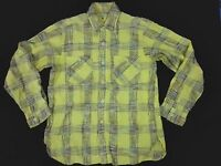 SUGAR CANE CLASSIC STRIPED TOYO ENTERPRISE SHIRT PATCH WORK STYLE DOUBLE POCKETS