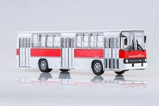 1:43 SOVIET BUS #900025 Ikarus 260 Red-White  Hungary city Bus  NEW!!!