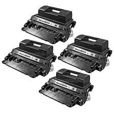 4 CE390X 90X Black Print Toner Cartridge for HP LaserJet Enterprise 600 M603dn