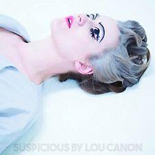 Lou Canon - SUSPICIONS [CD]