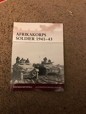 Osprey Afrikakorps Soldier 1841-43 Reference Guide Painting Publishing Warrior