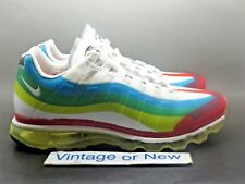 Men's Nike Air Max '95+ BB USA Olympic What The Max WTM Running Shoes 2012 sz 9