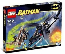 LEGO Batman The Batcopter: Chase for the Scarecrow Set #7786