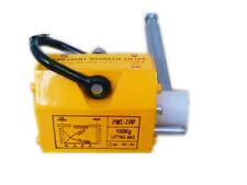 100kg portable permanent magnetic lifter crane metal lifting tool