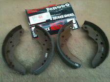 Ford Transit Mk2 rear brake shoes LS1047 10 inch x 57mm/70mm LS1225