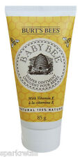 Burt's Bees Organic BABY BEE Diaper Ointment 85g Nappy Salve/Cream (Vitamin E)