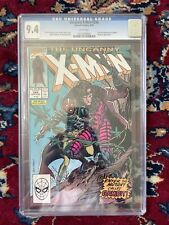 The Uncanny X-Men 266 CGC 9.4 WHITE PAGES 1st Appear GAMBIT!!