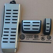 Audi rs5 original pedalset pedales pedal tapas apoyapies pedal pads caps Footrest