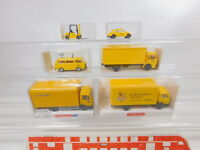 CA207-0,5# 6x Wiking 1:87/H0 Post-Modell: 552 Iveco/MB+303/831 VW etc, NEUW+OVP