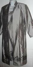 NWT COLDWATER CREEK Wedding Mother-of-the-Bride Dress Sheath Coat Suit SZ 8 $129