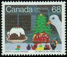 Canada sc#1069 Christmas 1985: Santa Claus Parade, Mint-NH