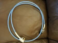 Nordost Brahma, Original power cord 220 cm, Immaculate condition as new.