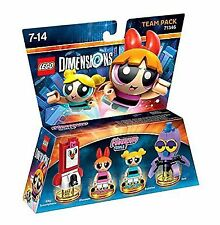 Lego Dimensions Powerpuff Girls Team Pack (71346)