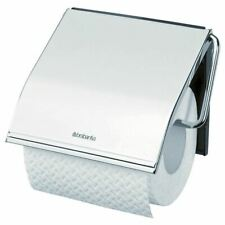 Classic Toilet Roll Holder Steel 383199 - SBY24978