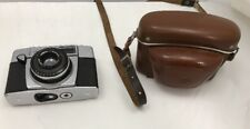 Vintage Agfa Silette 1 Color-Agnar 1:2.8/45 - With leather Case and strap. rare