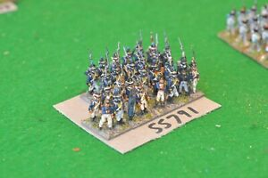 15mm napoleonic / confederation of the rhine - line 28 figs - inf (55791)