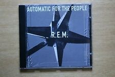R.E.M. – Automatic For The People - Rock, Alternative, 1992 (Box C122)