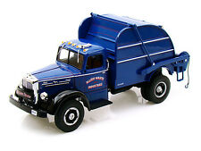 First Gear Allied Waste Mack L Rear Load Vintage Garbage Truck 1/34 18-3764 NEW