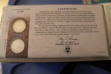 US MINT OFFICIAL 2000 NEW HAMPSHIRE FIRST DAY COVER NEW IN PACKAGE