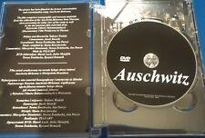 Auschwitz:Holocaust WW2(UK DVD)Tadeusz Wudzki Documentary Rare!