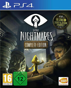PS4 Little Nightmares Complete Edition NEU&OVP Playstation 4