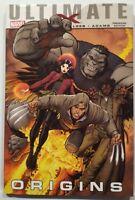 Ultimate X ORIGINS Marvel HC TPB Graphic Novel