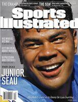 Sports Illustrated Magazine Junior Seau Kobe Bryant Floyd Mayweather Stanley Cup