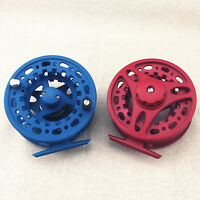 Aluminum Fly Fishing Reels 5/6 and 7/8 Left and Right and Left Hand Retrieve